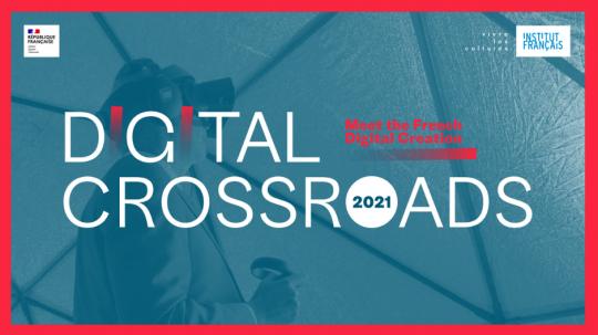 Inscription aux « Digital Crossroads », cycle de rencontres internationales en ligne pour les