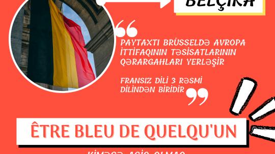 #VivelaFrancophonie Les expressions francophones - la Belgique ; Frankofon ifadələri - Belçika