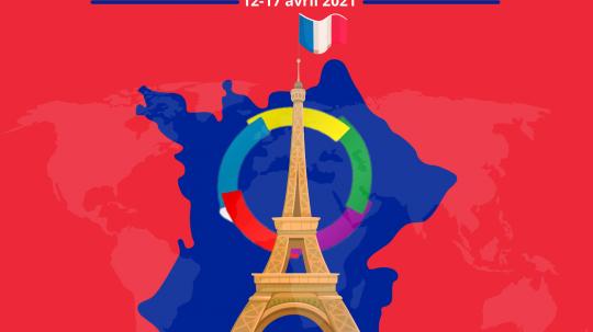 Journées de la Francophonie de l'UFAZ (du 12 au 17 avril 2021)/UFAZ-da Frankofoniya günləri (12-17 aprel 202