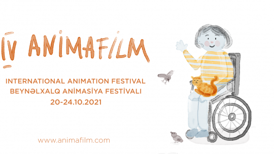Le gagnant ou la gagnante du Festival ANIMAFILM 2021 voyagera en France!