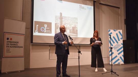 Présentation du documentaire « Le Voyage à Bakou de Paul Nadar » dans le cadre du Baku Street Photo
